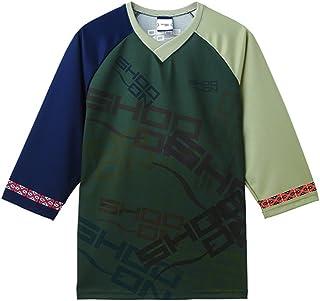 七分袖プラクティスシャツSO-0015
