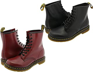 [ドクターマーチン] 1460 8HOLE BOOT BLACK (11822006) / CHERRY RED (11822600)