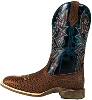 Noble Outfitters Mens Renegade Sq Toe Boots