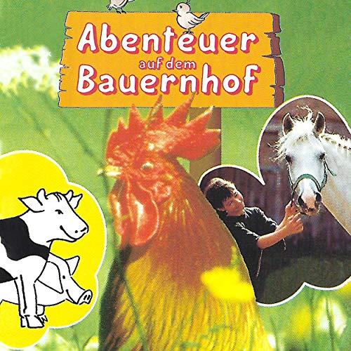 Abenteuer auf dem Bauernhof audiobook cover art