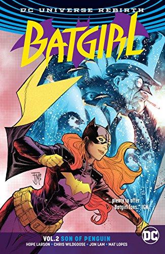 Batgirl (2016-) Vol. 2: Son of Penguin (English Edition)