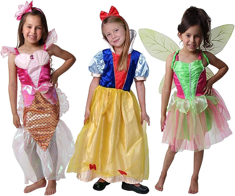 Pink Parfait Ballerina Princess Dressup Costume Size 6 8