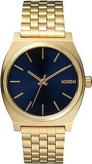 bd30389bf14ef1 Nixon Time Teller -Spring 2017- All Light Gold / Cobalt