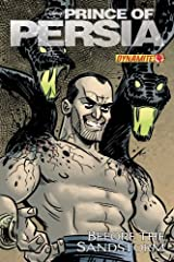 Prince of Persia: Before the Sandstorm #4 Comic