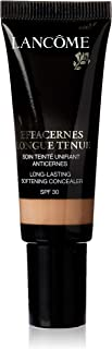 Lancome Effacernes Longue Tenue Softening Concealer SPF 30, No. 03 Beige Amber, 0.5 Ounce