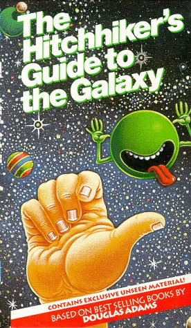 The Hitchhiker's Guide to the Galaxy [VHS]