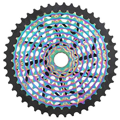 ZHTY 9-46T Colourful Bike Schwungrad XD Freilauf 11 Geschwindigkeit für Mountainbike
