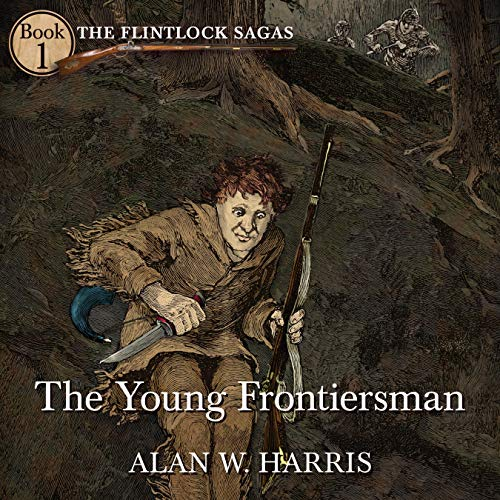 The Young Frontiersman cover art