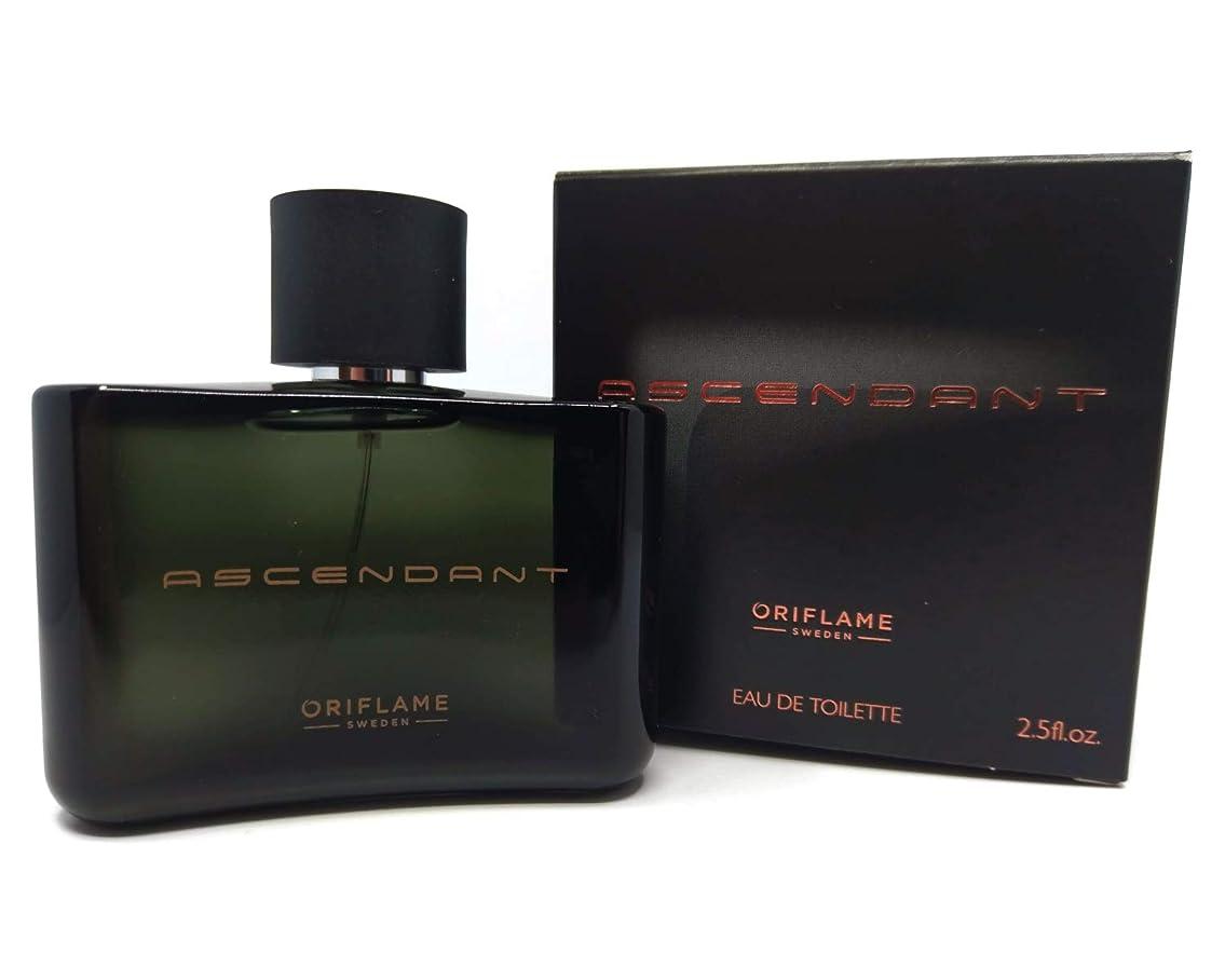 クラウドスカイ天のORIFLAME Ascendant For Men Eau De Toilette Natural Spray 75ml - 2.5oz