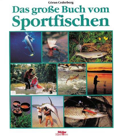 Preisvergleich Produktbild Das grosse Buch vom Sportfischen