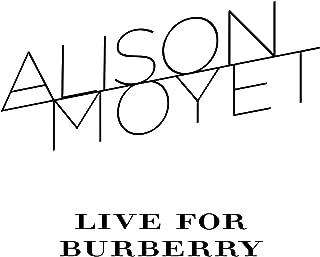 Live for Burberry