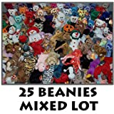 Ty Beanie Babies - Lot of 25 Assorted Beanie Babies