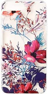 Karen Millen Floral iPhone Case, Pink