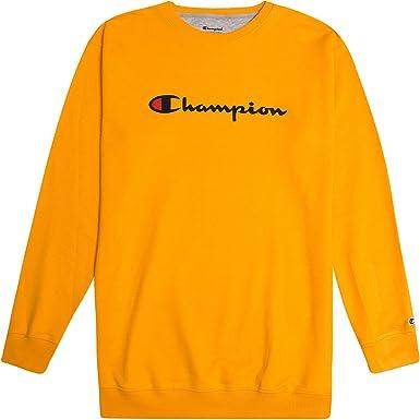 Champion Crewneck Sweatshirt Men Herren Freizeit Hoodie Pullover 213511-RS053