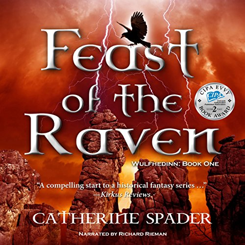 Feast of the Raven audiobook cover art