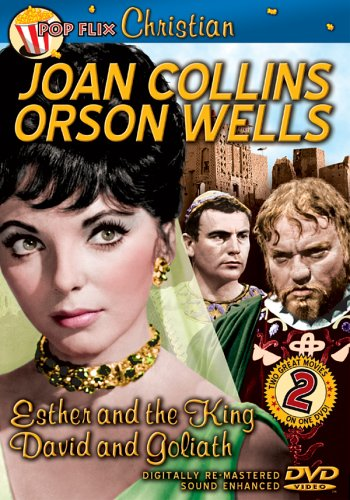 Esther & The King & David & Goliath [Import USA Zone 1]