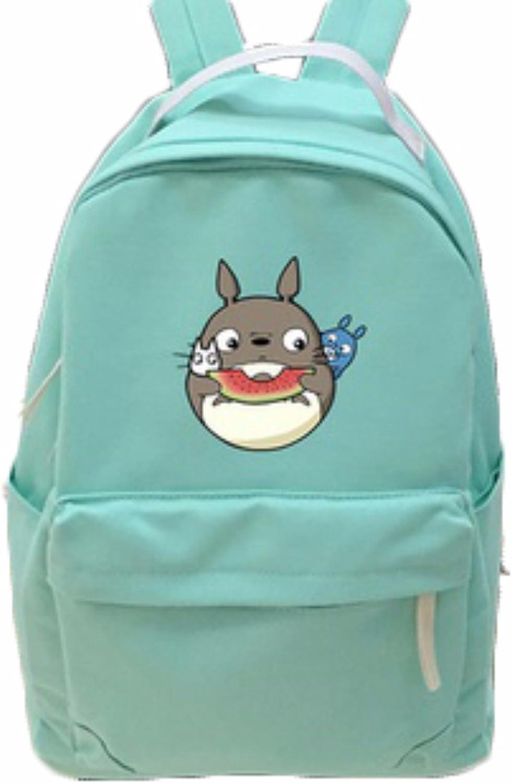 Animanga rare Schultertasche Tasche Shoulder Bag Rucksack reisetaschen Zwei Cats totGold new