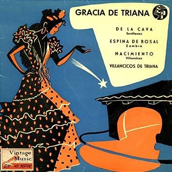 """Vintage Spanish Song Nº62 - EPs Collectors """"Sevillanas De La Cava"""""""