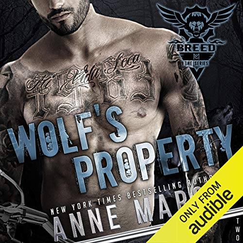 Wolf's Property Audiobook By Anne Marsh cover art
