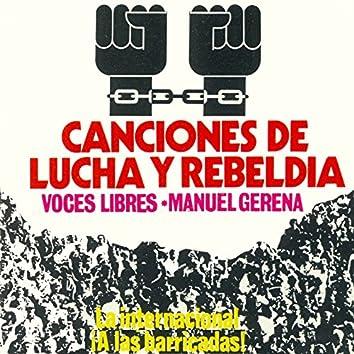 Canciones de Lucha y Rebeldía