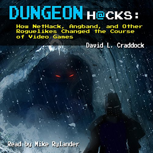 Dungeon Hacks audiobook cover art