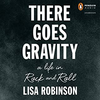 There Goes Gravity audiobook cover art