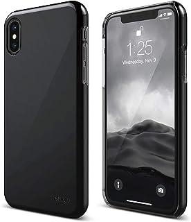 Cover Slim Fit 2 Case for iPhone X Jet Black - elago