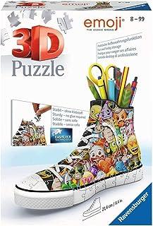 Ravensburger - Puzzle 3D - Sneaker - emoji - 11218