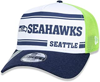 New Era Mens Seattle Seahawks Cap Hat Sideline Home NFL Football Mesh 100 Season