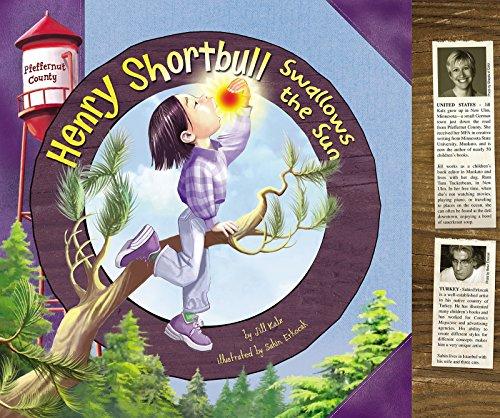 Henry Shortbull Swallows the Sun (Pfeffernut County) (English Edition)