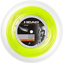Head Lynx Tennis String Reel (Neon Yellow, 17 Gauge)