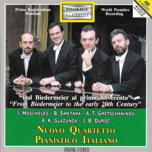 Dal Biedermeier al primo Novecento (From Biedermeier to the Early 20th Century)