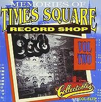 Vol. 2-Memories of Times Squar