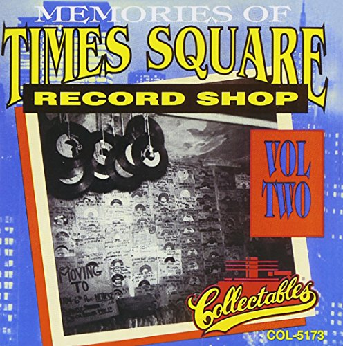Memories of Times Square Record Shop, Volume 2