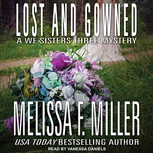 Lost and Gowned: Rosemary's Wedding audiobook cover art