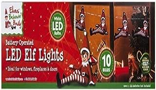 Toyland Elves Behaving Badly - Battery Operated LED Elf Lights - Christmas Lights