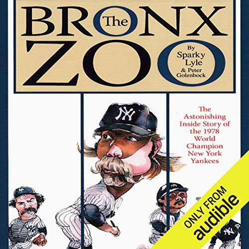 The Bronx Zoo audiobook cover art