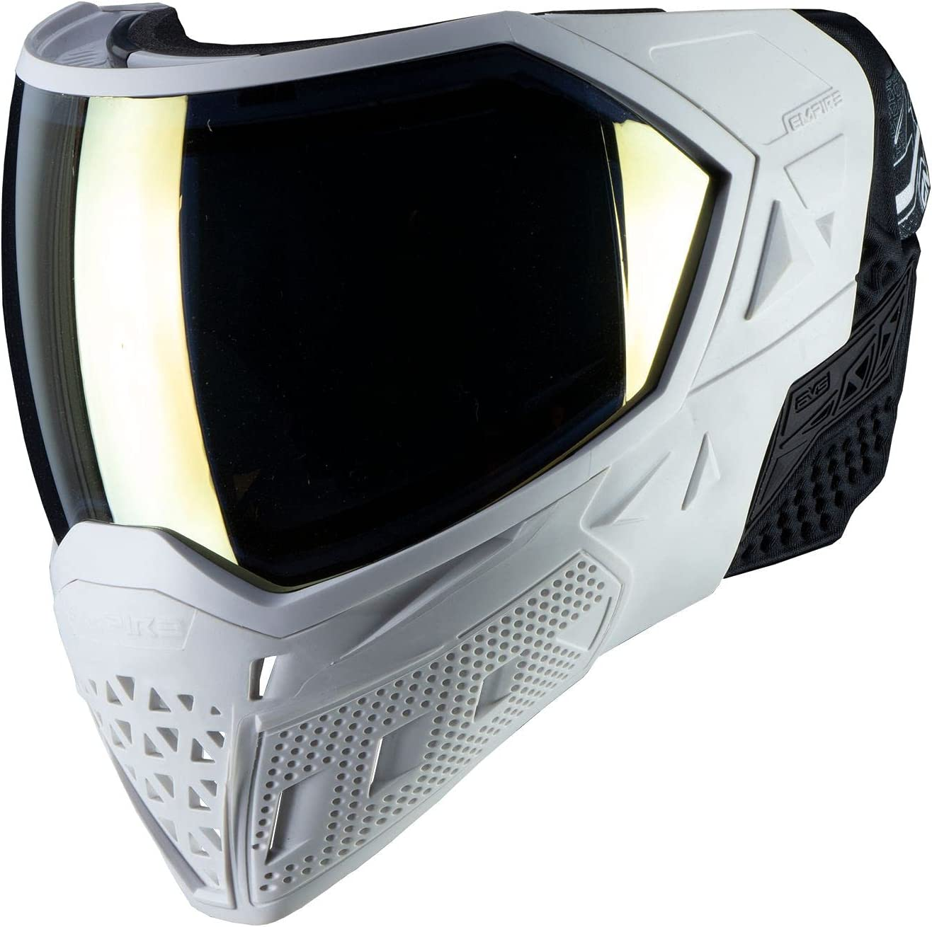 Empire EVS Thermal Ranking integrated 1st place Paintball Mask - Max 80% OFF White G With