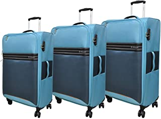 TRACK Luggage Soft set 3 pieces size 28/24/20 inch 19002/3P