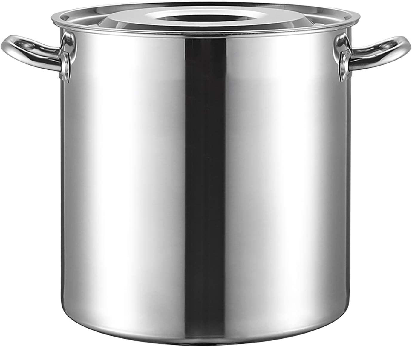 Stockpots Stock Popular standard Pot with Sale Steel Mirror Lid Stainless