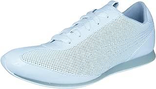PUMA Danica Womens Leather Trainers/Shoes - White