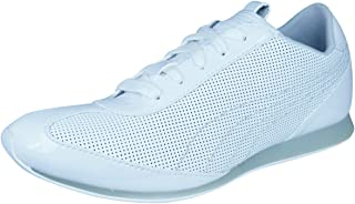PUMA Danica Womens Leather Trainers/Shoes - White