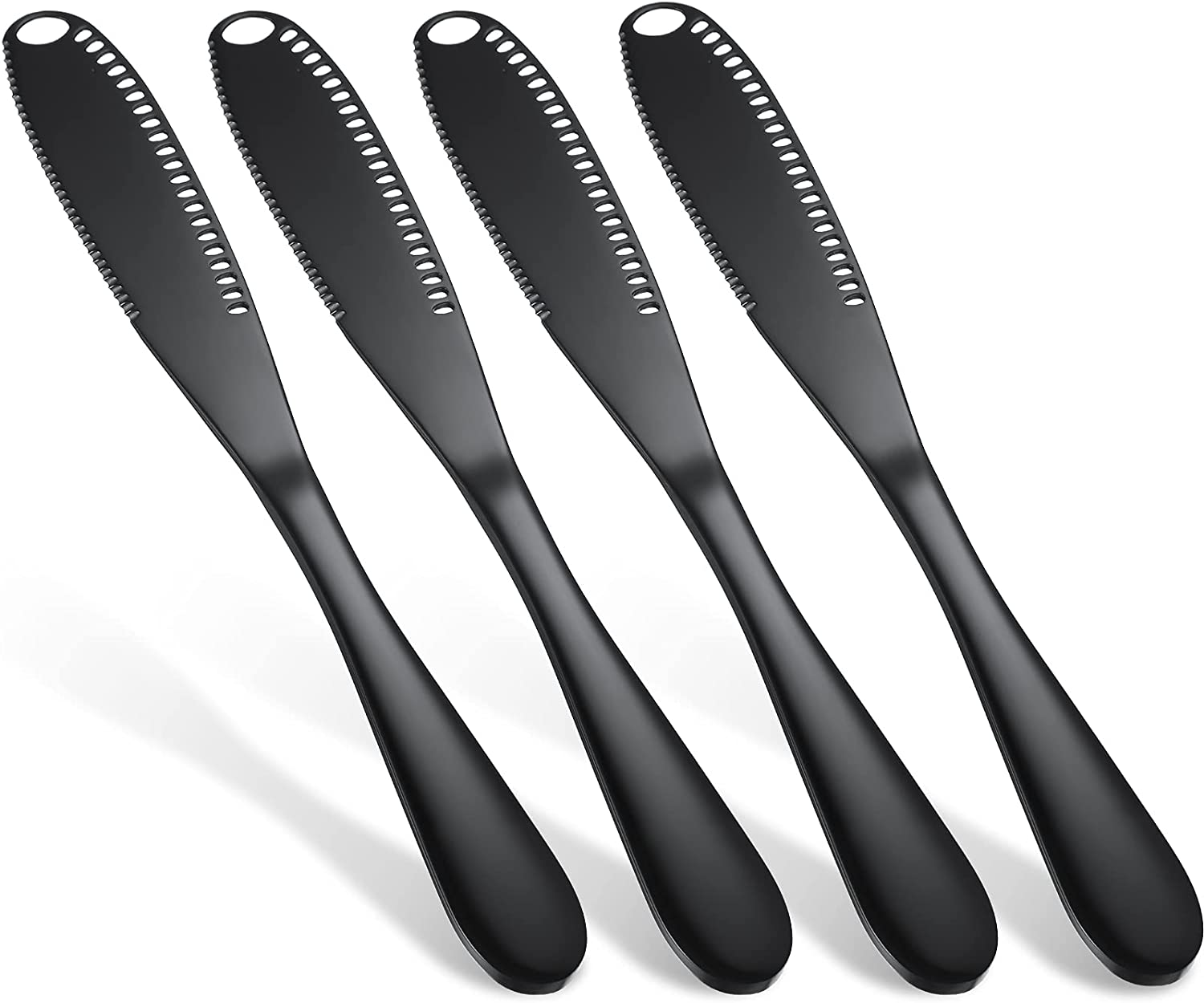 4 Pieces Butter service Spreader Max 60% OFF Knife Stainless wit Steel Grater