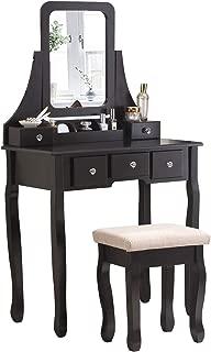 Best girls vanity stool Reviews