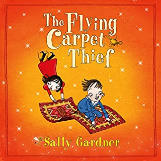 The Flying Carpet Thief: The Fairy Detective Agency's Fifth Case Titelbild