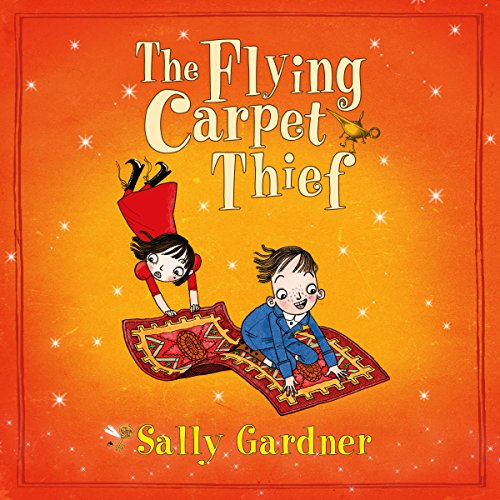 The Flying Carpet Thief: The Fairy Detective Agency's Fifth Case cover art