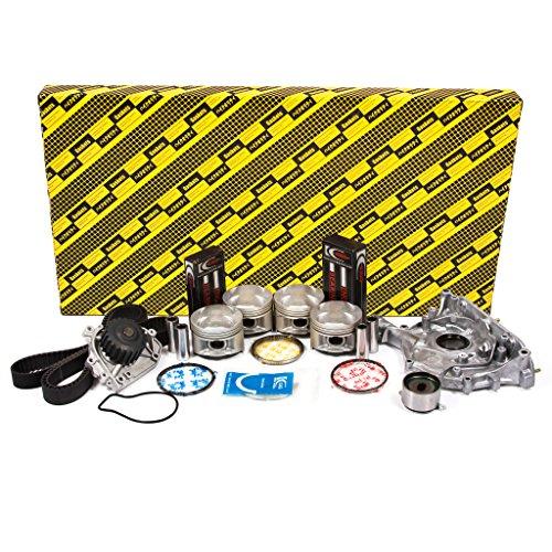 Evergreen OK4008/0/0/0 Fits 96-00 Honda Civic Del Sol 1.6L DOHC 16V B16A2 Engine Rebuild Kit