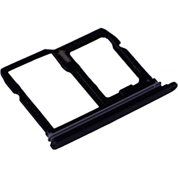 Black Bestdealing for LG Stylo 5 SIM Card Tray Q720 Sim Tray Replacement Micro SD Memory Card Holder Slot Q720MS Q720PS Q720CS Q720VSP Replace Stylo5 Sim Tray with Card Opening Needle
