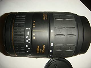 Quantaray 70-300mm F/4.0-5.6 Zoom Lens for Sony & Minolta Cameraes