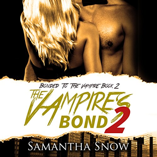 The Vampire's Bond 2 audiobook cover art
